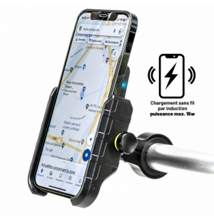SUPPORT SMARTPHONE CHARGEUR INDUCTION BLH