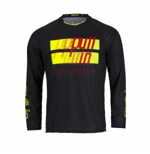 MAILLOT PULL-IN MASTER NEON YELLOW ENFANT