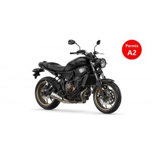 YAMAHA XSR 700 2021 NOIRE