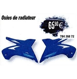 OUIES RADIA. YZ 125/250