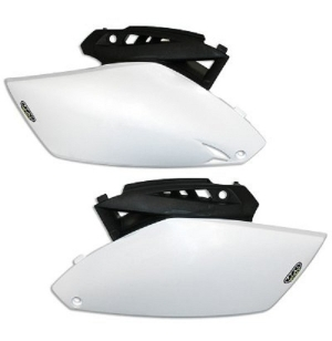 PLAQUES NUMERO LATERALES YZF250 10-12 BL