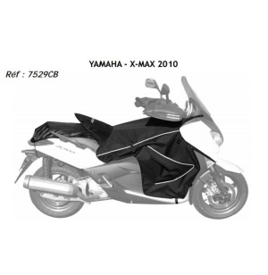 TABLIER BOOMERANG X-MAX 2010