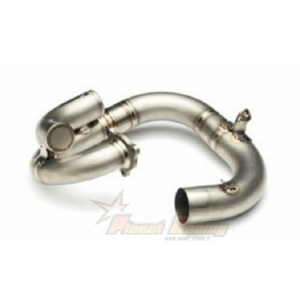 COLLECTEUR AKRAPOVIC INOX YZ250F 2014