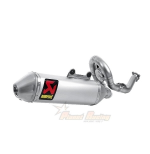 LIGNE COMPLETE RACING INOX YZ450F 10-13