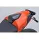 CAPOT DE SELLE ERMAX MT09 ORANGE (BLAZIN