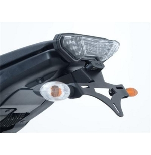 SUPPORT DE PLAQUE R&G YAMAHA MT-09