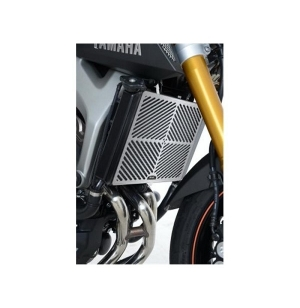 PROTECTION DE RADIATEUR R&G INOX MT09