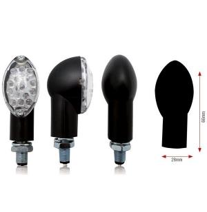 CLIGNOTANTS OVAL LEDS