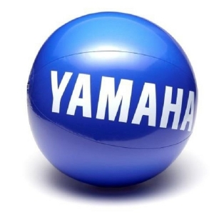 BEACH BALL YAMAHA