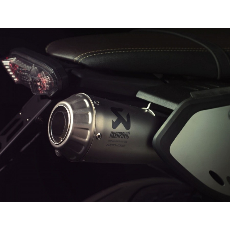 achat ligne complete haute akrapovic mt09 akrapovic planet racingfr. Black Bedroom Furniture Sets. Home Design Ideas