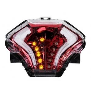 FEU AR BLANC LED+CLIGNOS MT07/R3