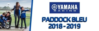 Paddock Bleu 2018/2019