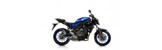Yamaha MT-07 2014-2017