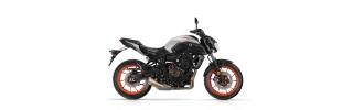 Yamaha MT-07 2018 - 2019