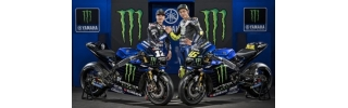 Collections YAMAHA MOTO GP / ROSSI / VINALES / QUARTARARO 2019