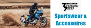 Sportswear et Accessoires Yamaha Ténéré 700