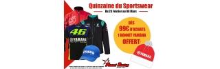 Quinzaine Sportswear Planet Racing