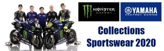 Yamaha MotoGP / Rossi VR46 / Viñales MV12 - 2020