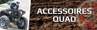 Accessoires Quads Yamaha