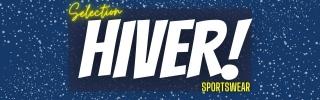 Sélection Hiver Sportswear Yamaha