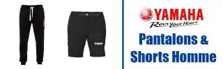 Pantalons & Shorts Yamaha Homme