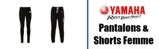 Pantalons & Shorts Yamaha Femme