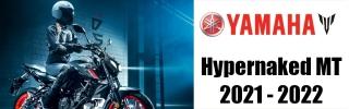 Hypernaked MT 2021 / 2022 Yamaha
