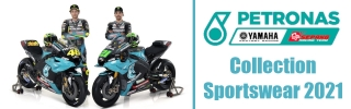 Yamaha Petronas SRT VR46 / FM21 2021